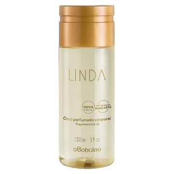 Linda Óleo Perfumado Desodorante Corporal 150ml (73567)