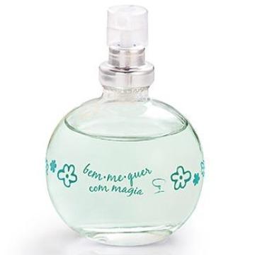 Colônia Desodorante Feminina Bem me Quer com Magia, 25ml (13841)