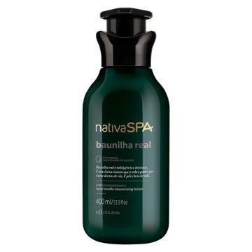 Nativa SPA Baunilha Real Loção Desodorante Hidratante Corporal 400ml (75039)