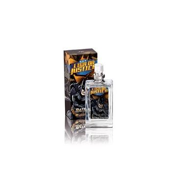 Colônia Desodorante Jequiti Liga Da Justiça Batman, 25Ml