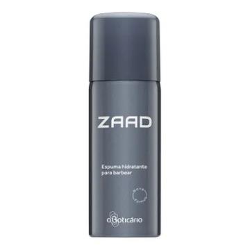 zaad espuma hidratante para barbear, 200ml (17236)