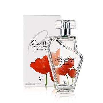Colônia Desodorante Feminina Patricia Abravanel Florale, 100ml (10116)
