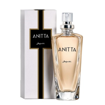 Colônia Desodorante Feminina Anitta,25ml (10699)