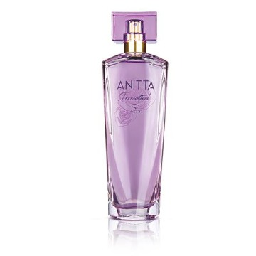 Colônia Desodorante Feminina Anitta Irresistível, 100ml (30093)