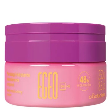 Egeo On Me Manteiga Hidratante Desodorante Corporal, 250g (75952)