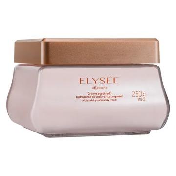 Elysée Creme Acetinado Hidratante Desodorante, 250ml (29226)