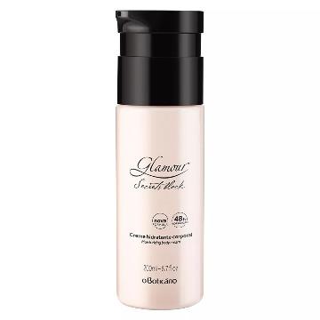 Glamour Secrets Black Creme Desodorante Hidratante Corporal 200ml (71817)