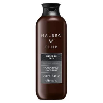 Malbec Club Shampoo Grey 250ml (74283)