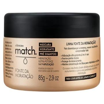 Match Fonte da Hidratação Máscara Capilar, 85g (70052)