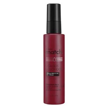 Match Fluido Protetor CC Cream Liga dos Coloridos, 50ml (75110)