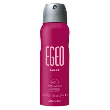 Egeo Desodorante Antitranspirante Aerosol Dolce 75g (24551)