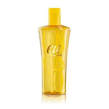 Óleo Monofásico Desodorante Corporal Jequiti Eu Conquisto Vanilla, 200ml (10351)