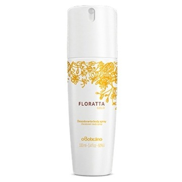 DESODORANTE BODY SPRAY FLORATTA GOLD 100ML (71759)