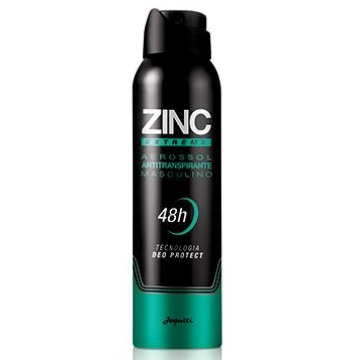 Desodorante Antitranspirante Masculino Aerossol ZINC Extreme, 150ml/90g (10390)