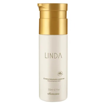 Linda Creme Hidratante Desodorante Corporal 200ml (71977)