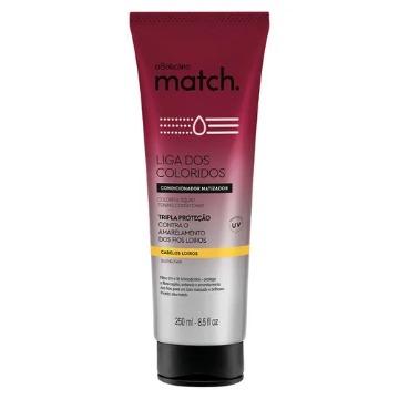 Match Condicionador Matizador Loiros, 250ml (75196)