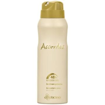 Accordes Desodorante Antitranspirante Aerosol, 75g (28594)
