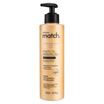 Match Fonte da Hidratação Condicionador Co Wash, 300ml (71676)