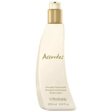 Accordes Emulsão Perfumada Desodorante Corporal. 200ml (28804)