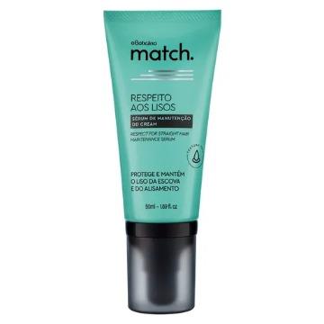 Match Respeito aos Lisos Protetor Térmico, 50ml (72522)