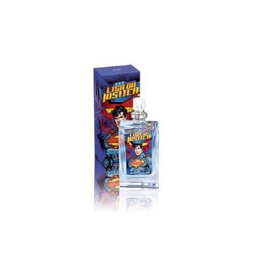 Colônia Desodorante Masculina Jequiti Liga Da Justiça Superman, 25ml (11174)