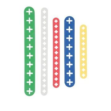 Fixador de mão em tira Kit com 5 peças Mercur