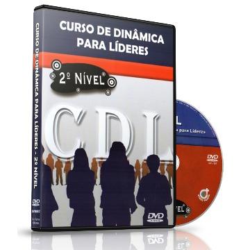 DVD - Curso de Dinâmica para Líderes - CDL - 2º Nível