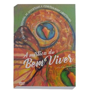 DVD 2º Encontro Nacional de Juventudes e Espiritualidade Libertadora