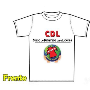 Camiseta CDL