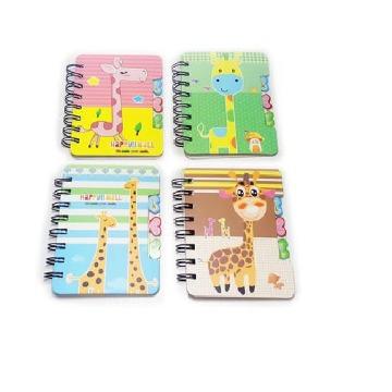 Mini Agenda Girafas