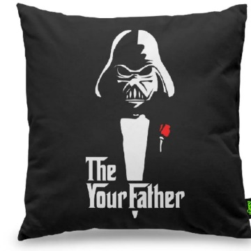 Almofada Geek Side - The Your Father Star Wars