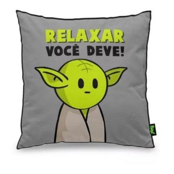 Almofada - Mestre Mini Yoda
