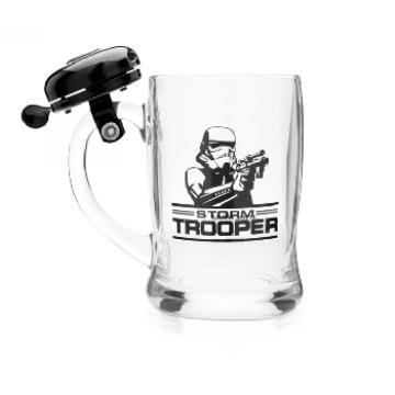 Caneco campainha - Star Wars Império de Stormtrooper