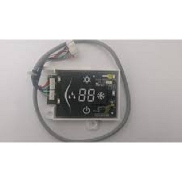 PLACA DISPLAY HI-WALL COZY INVERTER 09-012-018-0 24- BTUS - GWC e GWH - CODIGO 30565088