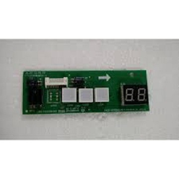 PLACA ELETRONICA DISPLAY AR CONDICIONADO SPLIT NEW CARRIER / MIDEA ELITE LUNA 7000 9000 12000 BTUS - 2013325A0424