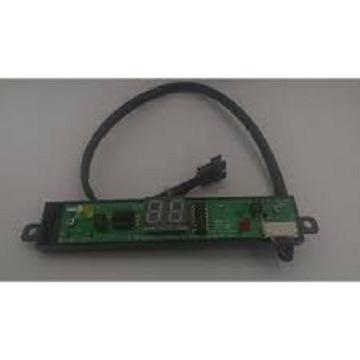 PLACA DISPLAY ELECTROLUX AR CONDICIONADO COMPLETO 9.000 BTUS - CÓDIGO: 41074359 - SI09F / SI09R