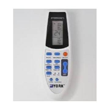 CONTROLE YORK GOTINHA - MODELO R92/BGCE