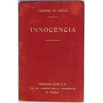 INNOCENCIA - Visconde de Taunay