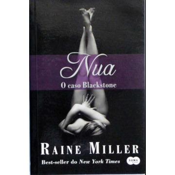 NUA – O CASO BLACKSTONE - Raine Miller
