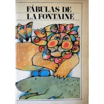 Fábulas de La Fontaine (em dois volumes) - Jean de La Fontaine