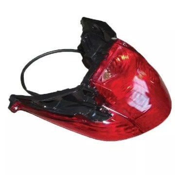 LANTERNA COMPLETA BIZ 125 2011-16 COMP (S- LAMPADA) PLASMOTO