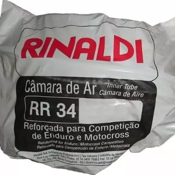 CAMARA 18 4.50 RD 18 RR 34 XLR COMPETIÇÃO RINALDI