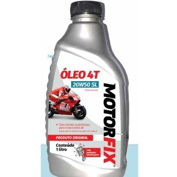 OLEO MOTORFIX 4T 20W50 SL 1L