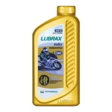 LUBRAX 10W30 SEMISSINTETICO MOTO