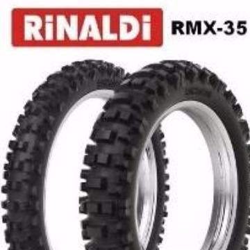 PNEU 18 100/100 RMX-35 RAPTOR CROSS NX/XR/XLR/XTZ/TOR TRAS EXTREME RINALD