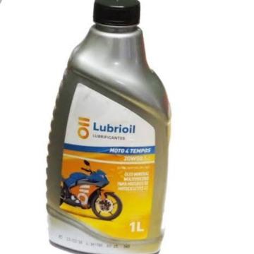 OLEO LUBRIOIL 4T SAE 20W50 API SL