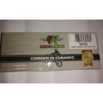 CORRENTE COMANDO 84 BIZ 100/POP/DREAM ELOS BRAVO RACING