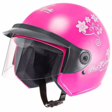 CAPACETE LIBERTY THREE FEM 58 ROSA
