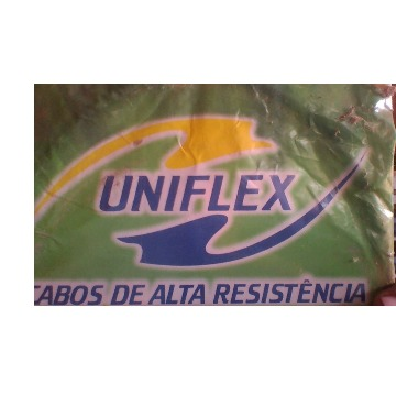 CABO VELOCÍMETRO CG125TITAN ES 2000/BROS A DISCO,,, UNIFLEX