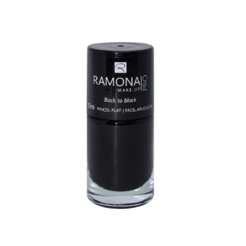 Esmalte Back To Black Ramona